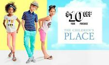 Children's Place 10$ Off 40$ Coupon Code