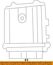 Jeep CHRYSLER OEM Wrangler-ECM PCM ECU Engine Control Module Computer 5150528AD