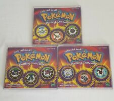 Pokemon Hasbro Battling Coins Set of 3