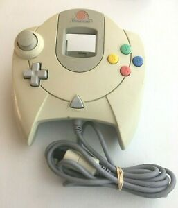 Sega Dreamcast White Controller DC HKT-7700 Authentic - not working - FPOR
