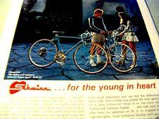 """1972 Schwinn Men's & Women's Schwinn Super Sport-Original Print Ad 8.5 x 11"""""""