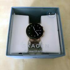Skagen Falster 2 Magnetic Buckle Smartwatch, Rose Gold (SKT5013)