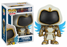 Funko Pop Games Diablo: Tyrael Archangel Vinyl Action Figure Collectible Vaulted