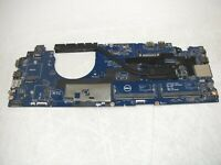 Dell 7JF3P Motherboard Core i5-7300U 2.6GHz for Latitude 5580 Bad DIMM AS-IS