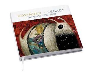 GOVINDER NAZRAN LEGACY BOOK 'THE WORKS 1999 - 2008' SALE