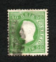 Portugal - Sc# 42 Used      /       Lot 1220237
