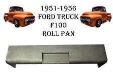 1951 1952 1953 1954 1955 1956 Ford Pickup Truck F100 F-100 STEEL Roll Pan NEW!!
