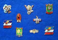 9 Different Warner Brothers Cartoon Olympic Sports Lapel Pins Track Gymnastics