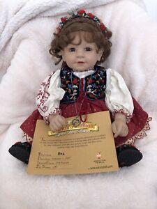 ADORA poupee doll ROZ ED.LIMIT N 197/250 2007 Comme Neuf  !!!!!