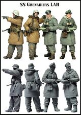 1/35 Scale resin model figures Kit allemand E43 (2 figures)