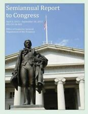Semiannual Report to Congress April 1, 2013-September 30 2013 by Office of...