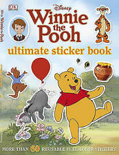 Ultimate Sticker Book: Winnie the Pooh (Ultimate Sticker Books) by DK Publishing