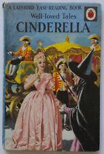 Cinderella Ladybird Series 606D, Original Price 2/6, Tally 190