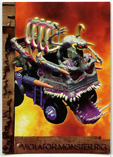 Spawn The Toy Files #10 Violator Monster Rig Trade Card (C331)