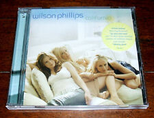 CD: Wilson Phillips - California / Limited Edition Go Your Own Way Brian Wilson