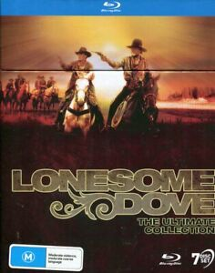 Lonesome Dove: The Ultimate Collection Blu Ray NEW Box Region B