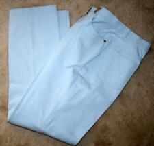 St John Sport Essentials by Marie Gray Lt Blue Women Straight Leg Jeans Size 6