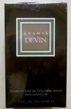 """ARAMIS DEVIN"" COUNTRY EAU DE COLOGNE SPRAY 100ML -NEW/SEALED"
