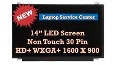 """Ibm-Lenovo Thinkpad T440 20B6006Dus 14.0"""" Lcd Led Screen Display Panel Wxga+ Hd"""