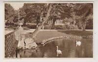 Derbyshire postcard - Pavilion Gardens, Buxton (A38)