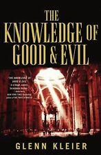 Knowledge of Good and Evil by Glenn Kleier (2011, Hardcover) 1ST ED BRAND NEW