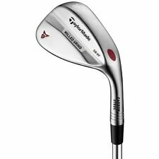 Left Handed Taylormade Milled Grind Satin Chrome 56* Sand Wedge Very Good 56-12