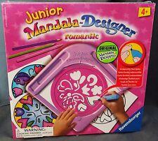 Ravensburger Junior Mandala-Designer - Romantic -NEW