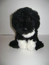 Webkinz Signature Portuguese Water Dog Puppy Wks1023 Ganz Plush Stuffed No Code