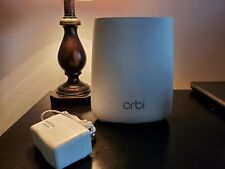 NETGEAR RBS20-100NAS AC2200 Tri-Band Wi-Fi Coverage Orbi Whole Home Satellite