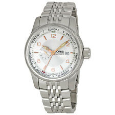 Oris Big Crown Mens Stainless Steel Automatic Watch 645-7629-4061MB