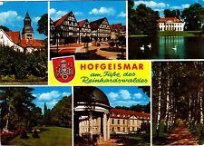 Hofgeismar , Ansichtskarte , 1982  gelaufen