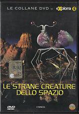 LE STRANE CREATURE DELLO SPAZIO - DVD