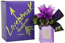 Lovestruck Floral Rush Perfume By VERA WANG FOR WOMEN 1.7 oz Eau De Parfum Spray