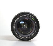 HANIMEX Automatic MC 28mm/2.8 per Contax/Yashica obiettivo Lens objectif - 5333