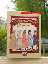 American Girl Doll Metal Tin Box Premiere Learning Pleasant Company