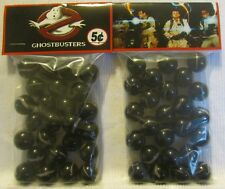 2 Bags Of Ghostbusters Movie Promo Marbles