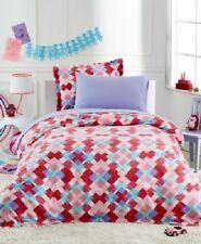New  Martha Stewart Collection Flannel Kids Building Block Standard Pillow Sham