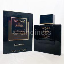VINTAGE! Van Cleef & Arpels Pour Homme Eau de Toilette 4.2 oz 125 ml Splash Men