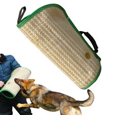 Jute Intermediate Dog Bite Sleeve Arm Durable for K9 Schutzhund Training USA
