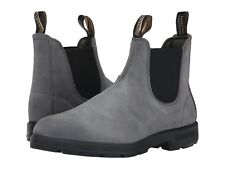 New With Box! Blundstone BL1460 Boots Charcoal Suede Rub AU 9.5 / Men's US 10.5