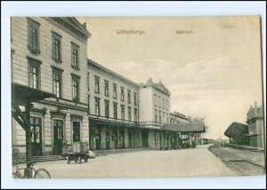 XX007229-193/ Wittenberge Bahnhof AK 1915