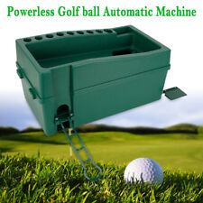 No Power / No Electricity Required Golfball Dispenser Powerless Electricity-Less