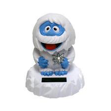 SOLAR BOBBLE HEAD Abominable Snowman Bumble Solar Bobble Head