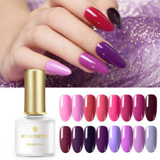 BORN PRETTY 6ml Pink Purple Series Nail Art UV Gel Polish Soak Off Varnish DIY