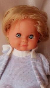 Vintage Schildkröt Puppe * SCHLUMMERLE * 33 cm * 70er Jahre * Super Zustand!