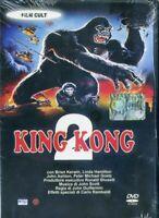 1 DVD FILM GORILLA MONSTER CULT MOVIE ANNI 80,KING KONG 2 godzilla,mothra,mostri