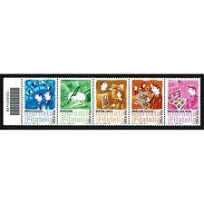 REP0348 - 2012 Giornata Filatelia Codice a Barre SX
