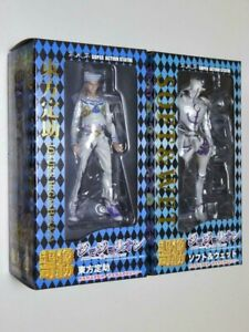 Josuke Soft & wet Super Action Statue Figure Set JoJo's Bizarre Adventure Part8