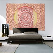 Queen Size Wall Decor Hippie Tapestry Bohemian Mandala Wall Hanging Indian Throw