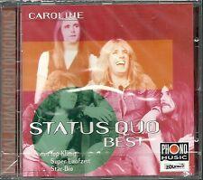 Status Quo Caroline (Best of) Zounds CD Neu OVP Sealed OOP RAR